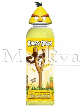 SỮA TẮM ANGRYBIRD  YELLOW  CHO TRẺ